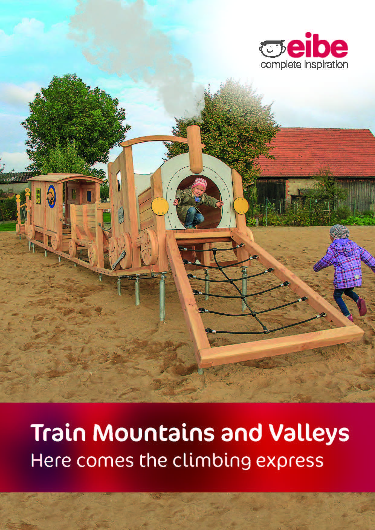 Download - eibe Novelty: Train Mountains and Valleys