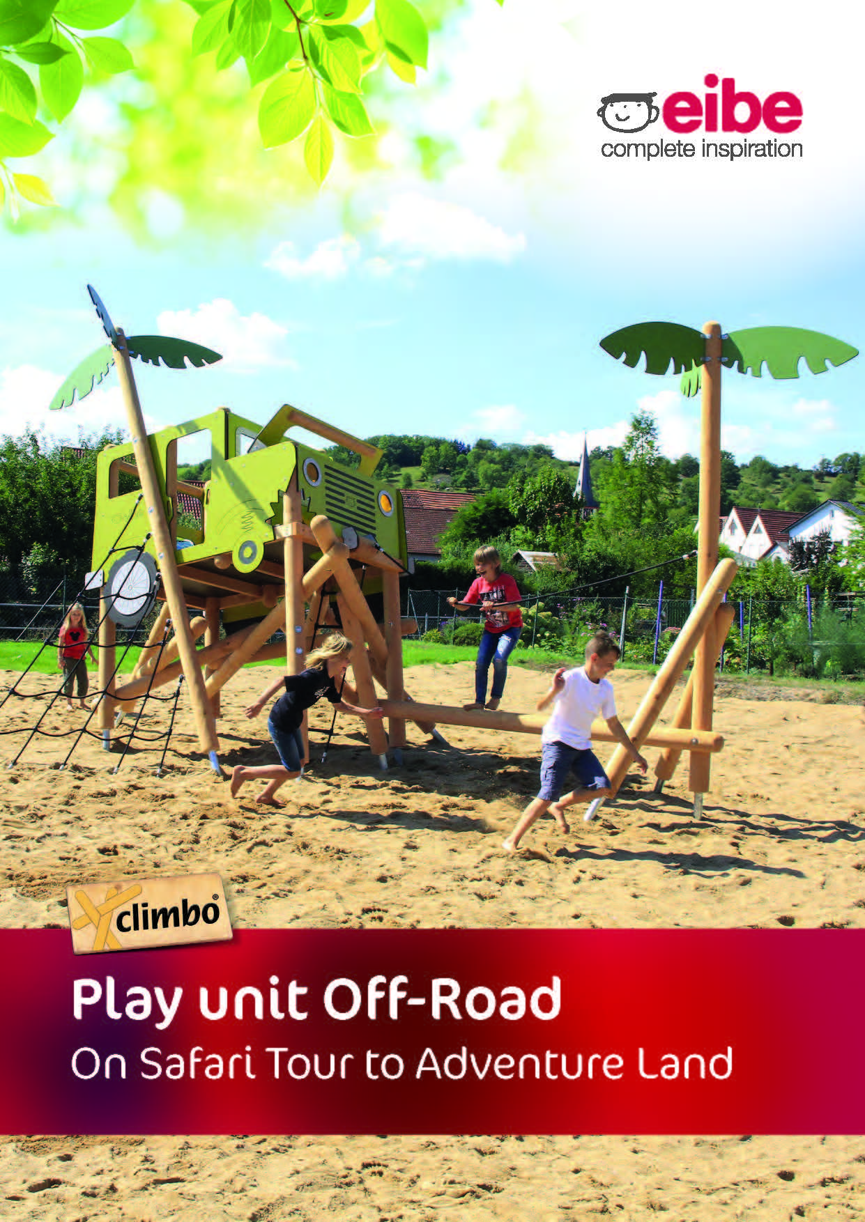 Download - eibe Novelty: Play unit Off-Road