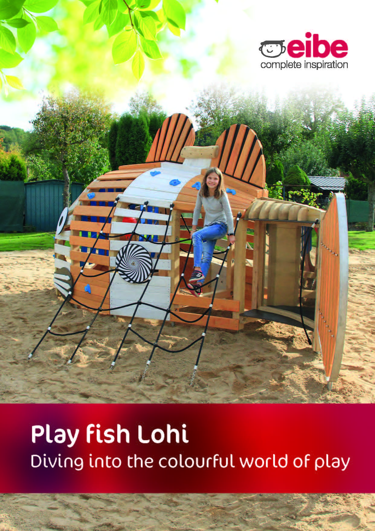 Download - eibe Novelty: Play fish Lohi